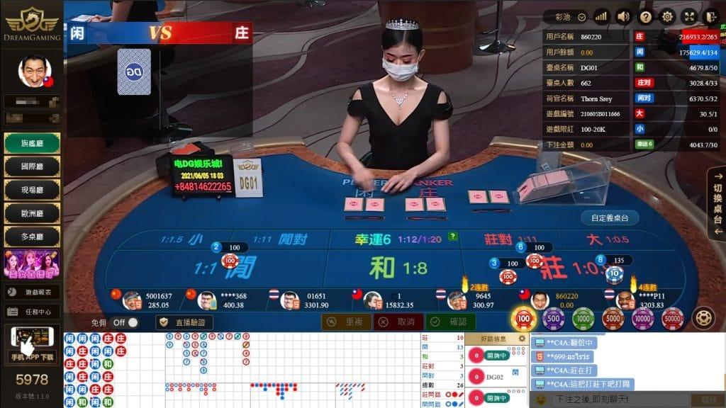 DG百家樂 1 DUKER 賭博客